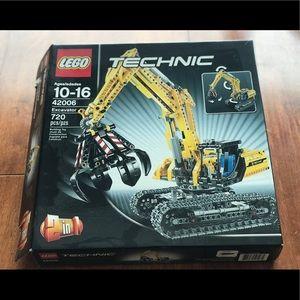Legos Excavator Set